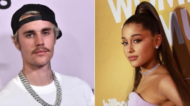 Coronavirus brengt Justin Bieber en Ariana Grande samen voor een duet
