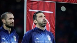 """Gianluigi Buffon (42) en Giorgio Chiellini (35) gaan contract verlengen bij Juventus"""