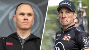 """Chris Froome openhartig over doping in het wielrennen: """"We moeten ons nog steeds verantwoorden voor de generatie Armstrong"""""""