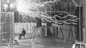 Nikola Tesla: even geniaal als Gobelijn. Maar ook even gek