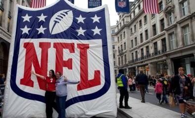 NFL niet naar Londen en Mexico-Stad, alle duels gaan door in de VS