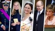 Een tienerzwangerschap en een sexy badpakmodel: de vuile was van de Europese koningshuizen