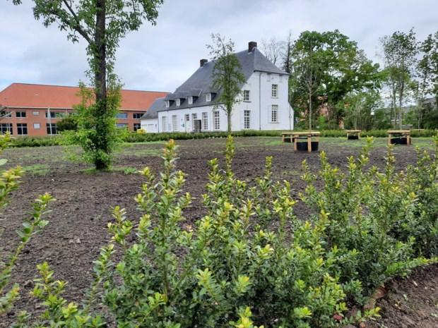 Beschermde tuin van Toerisme Westerlo opgeknapt