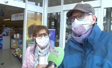 Supermarkten verkopen mondmaskers aan 63 cent per stuk