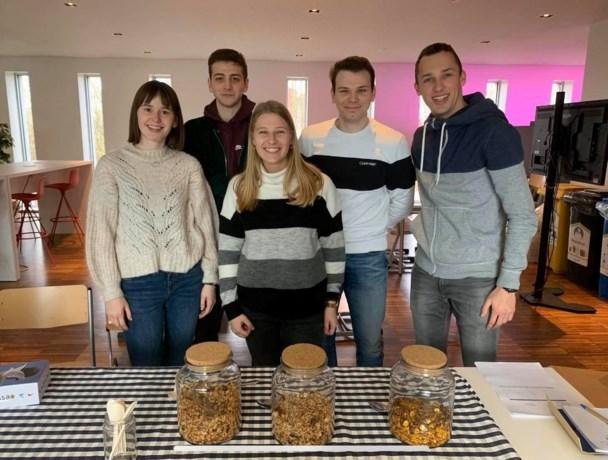 Leuvense studenten roepen op om gezond te ontbijten