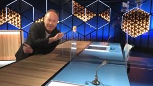 Weg met de eenzaamheid: na drie weken ontvangt Ben Crabbé weer kandidaten in de studio van 'Blokken'
