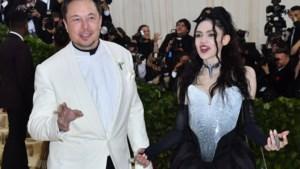 Elon Musk en Grimes hebben kind gekregen