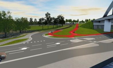Aanleg nieuw fietspad en fietshelling Houtlaan in Wijnegem start maandag