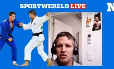 """Dirk Van Tichelt in Sportwereld Live: """"De Spelen van 2021 worden het eindstation, dan stap ik van de trein"""""""