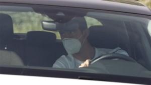 Sterren uit La Liga worden getest op corona, Thibaut Courtois daagt op met mondmasker