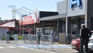 """Gouden Kruispunt maakt zich op voor heropening winkels: """"Maar kom enkel doelgericht winkelen en niet zomaar voor het plezier"""""""