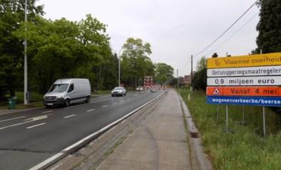 Verkeer naar Turnhout wordt zodraomgeleid door aanleg amfibietunnels
