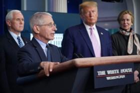 Trump wil corona-taskforce opdoeken en focussen op heropenen economie