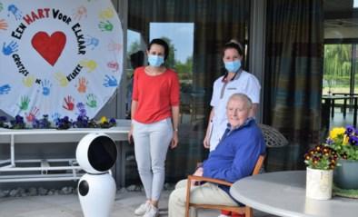 Zorgrobot 'James' heeft intrede in WZC Blijvelde niet gemist