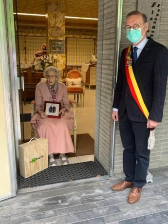 Cecile overleden nog geen week na haar honderdste verjaardag