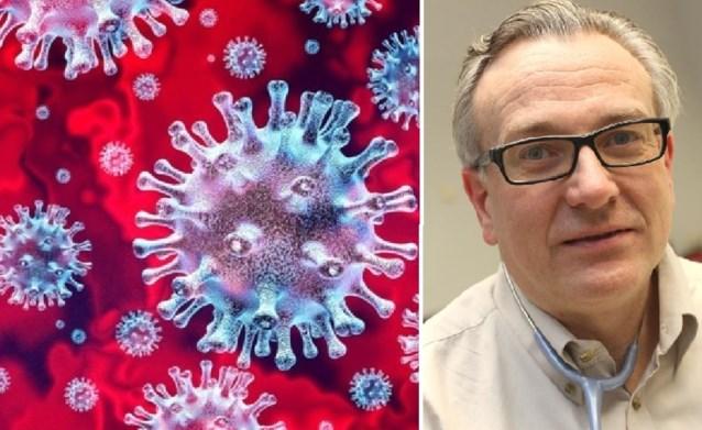 """Professor: """"Online test biedt praktische vertaling van al wat wetenschappers nu weten over symptomen coronavirus"""""""