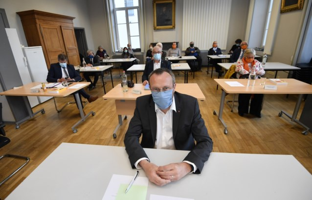 Na 19 maanden wachten heeft Neufchâteau een nieuwe gemeenteraad