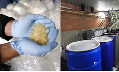 'Breaking bad' in Wuustwezel: bende zou 6,7 miljoen verdiend hebben aan drugslab