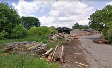Verkaveling voor terrein voormalige houtzagerij