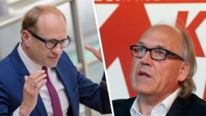 """Minister Weyts geeft KVK-voorzitter een veeg uit de pan: """"Voetballers vergeten toch niet hoe ze een wedstrijd moeten spelen?"""""""