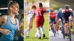 Van voetballen tot fitnessen: dit is het plan om de maatregelen rond sport te versoepelen