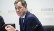 """Alexander De Croo (Open VLD): """"Pers trekt maatregelen op flessen, maar ik heb geen schrik"""""""