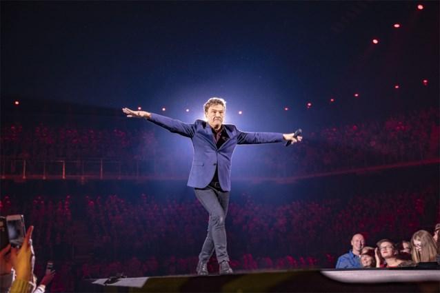 """Bart Peeters zet Lotto Arena-concerten op plaat: """"We missen zelf de interactie met ons publiek"""""""