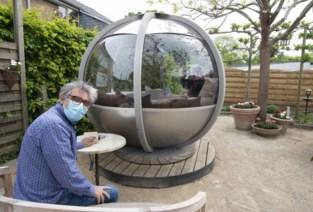 Veilig op bezoek bij opa en oma? Neem eens plaats in Orbo de ufo