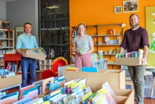 Vierhonderd boeken om leerachterstand tegen te gaan