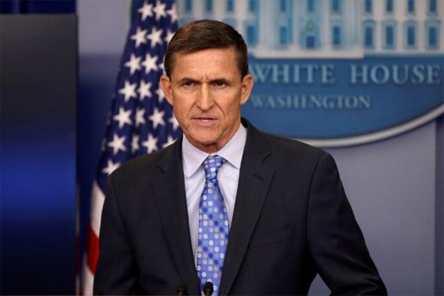 Justitie laat zaak tegen ex-veiligheidsadviseur van Trump, Michael Flynn, vallen