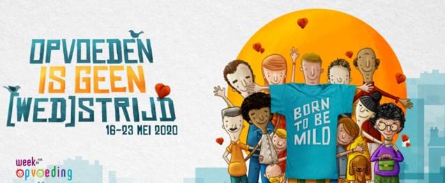 Webinars voor Week van de Opvoeding 2020