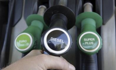 Nog snel tanken: diesel wordt duurder
