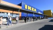 Ikea-winkels heropenen maandag, met ook drive-insysteem