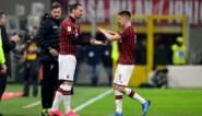 Spelers van AC Milan herstellen van coronavirus
