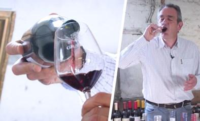 Wil je leren hoe je wijn moet proeven? Onze specialist Alain Bloeykens toont hoe dat moet