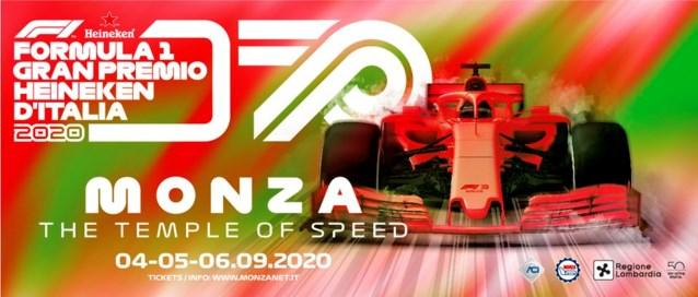 Monza blijft tickets verkopen: toch een GP van Italië met publiek?