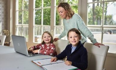 """Leen heeft 1 kind in Vlaamse school en 1 in Waalse: """"Verschil wordt groter door corona"""""""