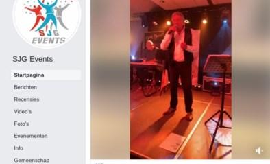 Politie legt muziekoptredens stil in café Middenstand