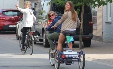 """Leerlingen met beperking leggen 'samen' meer dan 100 km af: """"Ik ben ongelooflijk trots op hun inzet, sportiviteit en volharding"""""""