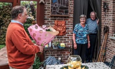Mama zag Marc Van Ranst op Moederdag voor het eerst sinds februari weer, maar hij ging niét naar binnen
