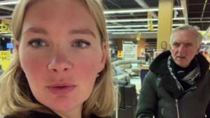 Martien Meiland geeft de fakkel door aan dochter Maxime