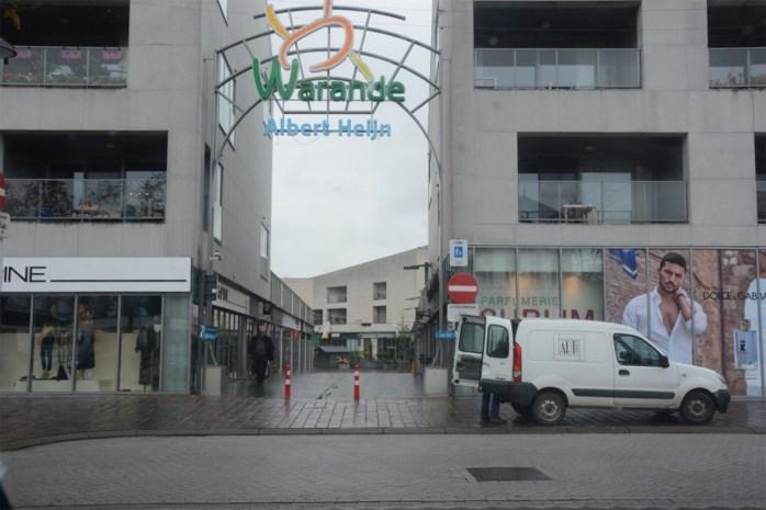 Gemeente had plan klaar voor shoppers, maar grote massa blijft weg