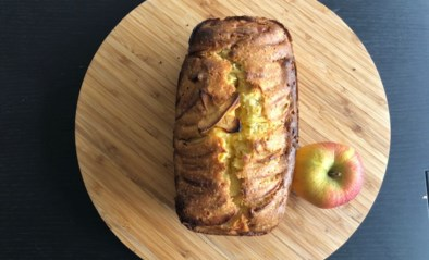Scoren op Moederdag? Stop een flinke dosis liefde in deze makkelijke appelcake