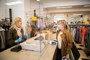"""Kleine winkelstraten verrassend populair op eerste shoppingdag na lockdown: """"Hier voel ik me veiliger"""""""