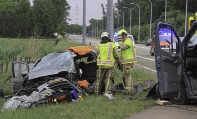 Nederlandse automobilist omgekomen bij zwaar verkeersongeval in Bocholt