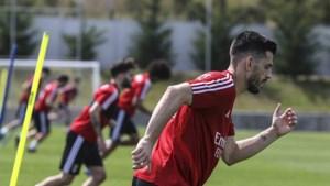 Ook in Portugal ontkomen voetballers niet: Benfica bevestigt besmetting van David Tavares