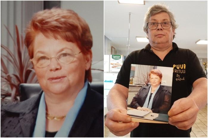 """Friturist Patrick verliest mama Claudine (74): """"Het is goed zo, ga maar naar je frituur: dat is het laatste wat ze me zei"""""""