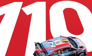 Thierry Neuville eerste Belg ooit op affiche Rally van Monte Carlo