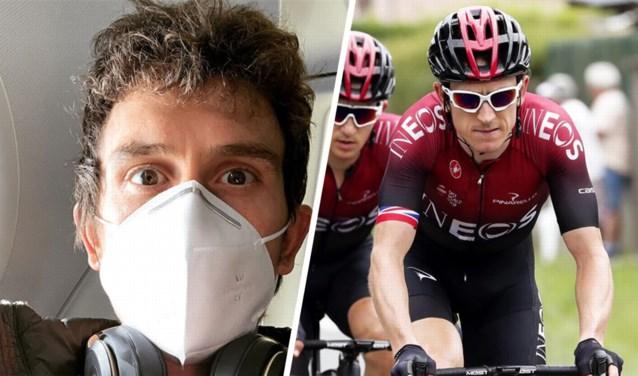 Geraint Thomas ontloopt strenge maatregelen in zijn thuisland en start zijn voorbereiding op Tour de France