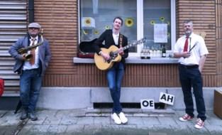 FOTO. Straatmuzikanten stoppen met optredens